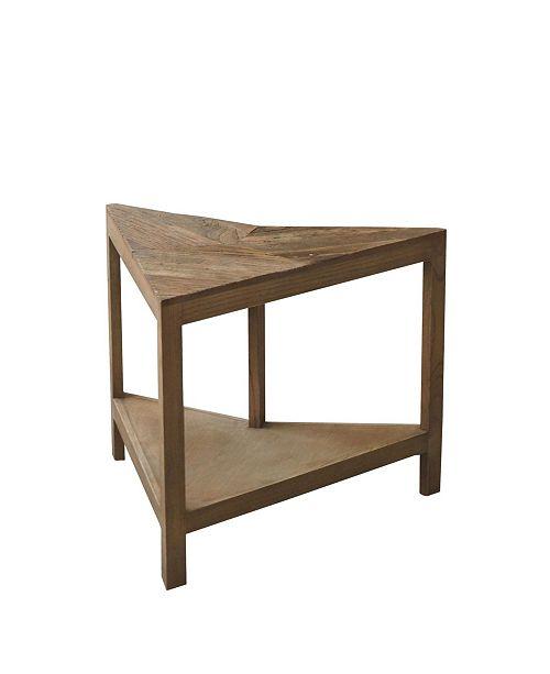 Burnham Home Designs James Corner Table