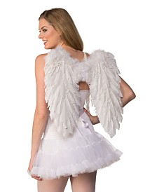 Women's Feather Angel Wings