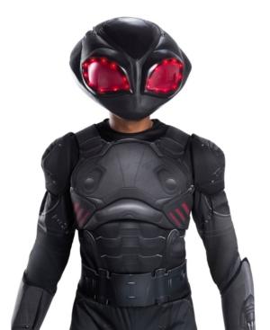 Aquaman Movie Adult Black Manta Overhead Mask