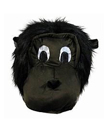 BuySeasons Adult Gorilla Mascot Mask