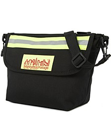 College Place Handle Bar Bag with Vinyl Lining