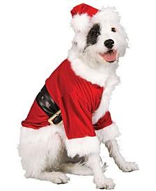BuySeasons Santa Claus Pet Costume