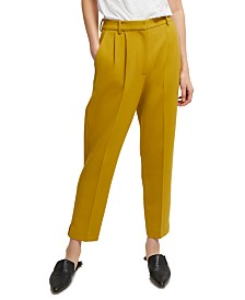 French Connection Alido Sundae Tapered Pants