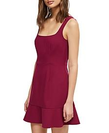 Dorotea Sleeveless Fit & Flare Dress