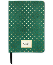 Receive a Complimentary Notebook with any large spray purchase from the Gucci Mémoire fragrance collection