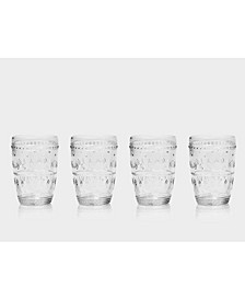 Fez Highball Glasses, Set of 4