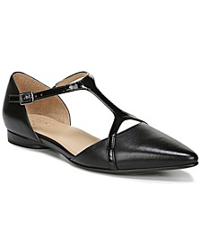 Hana Mary Jane Flats