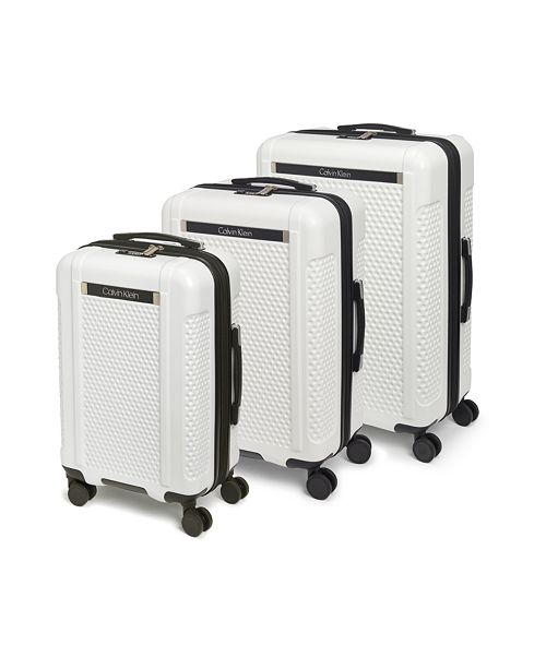Calvin Klein Driver Hardside Spinner Luggage Collection, Created for Macy's