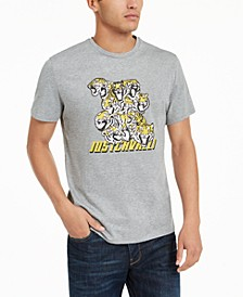 Men's Tiger Crowd Graphic T-Shirt