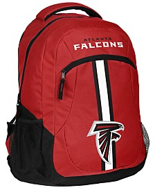 Forever Collectibles Atlanta Falcons Action Backpack