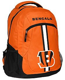 Forever Collectibles Cincinnati Bengals Action Backpack