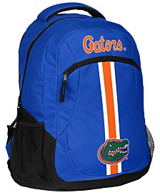 Forever Collectibles Florida Gators Action Backpack