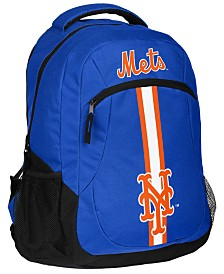 Forever Collectibles New York Mets Action Backpack
