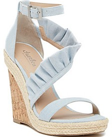 Brooke Wedge Sandals