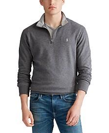 Polo Ralph Lauren Men's Jersey Half-Zip Pullover
