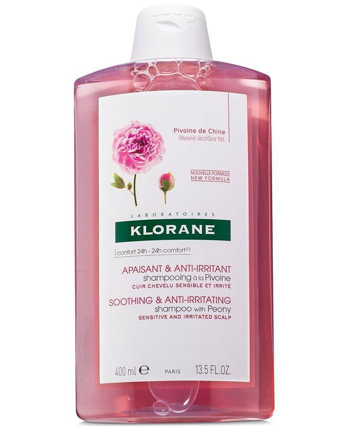 Klorane - Shampoo With Peony, 13.5-oz.