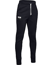 Under Armour Big Boys Unstoppable Fleece Pants