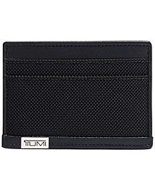 Men's Textured Card Case