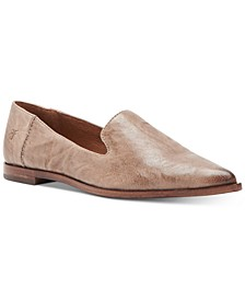 Women's Kenzie Venetian Smoking Flats