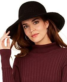 Braid Yarn Downbrim Floppy Hat
