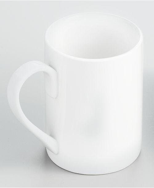 Martha Stewart Collection Whiteware Mug, Created for Macy's