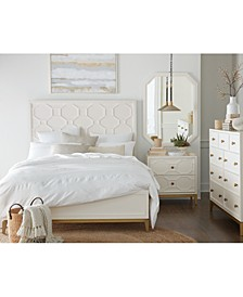 Rachael Ray Chelsea Bedroom 3-Pc. Set (Queen Bed, Nightstand & Dresser)