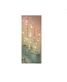 Fairy Light Decor Vase Set