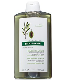 Shampoo With Essential Olive Extract, 13.5-oz.