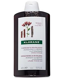 Shampoo With Quinine & B Vitamins, 13.5-oz.