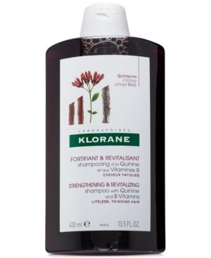 Shampoo With Quinine & B Vitamins