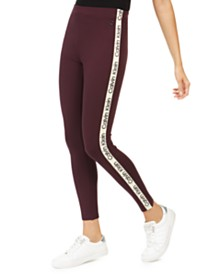 Calvin Klein Performance High-Rise Logo Leggings