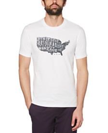 Original Penguin Men's Slim-Fit Vintage Graphic T-Shirt