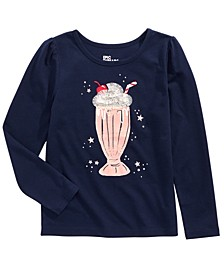 Toddler Girls Milkshake T-Shirt, Created for Macy's