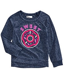 Toddler Girls Sweet Doughnut T-Shirt, Created for Macy's