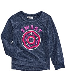 Epic Threads Toddler Girls Sweet Doughnut T-Shirt, Created for Macy's