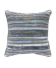 """Croscill Morrison 18"""" Square Decorative Pillow"""