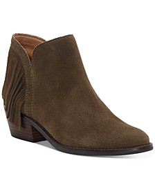 Women's Freedah Leather Booties