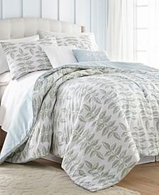Laurel 5 Piece Comforter Set - Queen