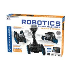 Thames & Kosmos Robotics - Smart Machines - Tracks and Treads