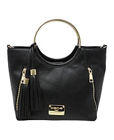Bebe Rose Satchel
