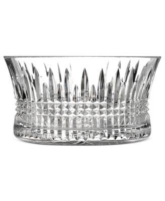 Gifts, Lismore Diamond Crystal Bowl 8""