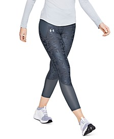 Women's Qualifier Speedpocket Compression Leggings