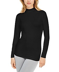 Cozy Heat Mock-Neck Top