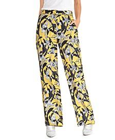 Carla Printed Pants
