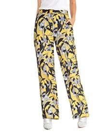 RACHEL Rachel Roy Carla Printed Pants