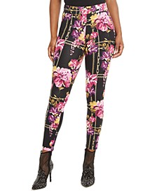 Printed Pull-On Leggings, Created for Macy's
