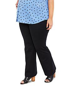Motherhood Maternity Plus Size Bootcut Dress Pants