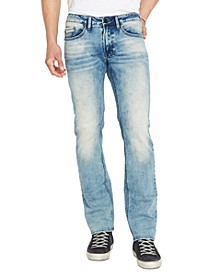 Men's Six-X Straight-Fit Stretch Jeans
