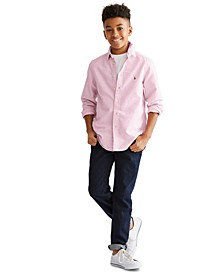 Big Boys Blake Oxford Shirt