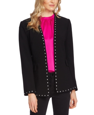 Vince Camuto Blazers KISS-FRONT STUDDED BLAZER